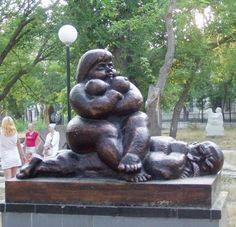 прикольные памятники мира: 14 тыс изображений найдено в Яндекс.Картинках
