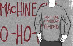 Die Hard Ugly Christmas Sweater!  #diehard, #christmas, #uglychristmassweater, #fashion, #movies, #sweater, #xmas, #film, #giftideas, #funny,