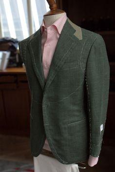 Never Enough Grey Suit !     Liverano & Liverano
