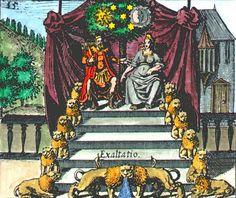 J. D. Mylius, Philosophia Reformata (Rosarium philosophorum sive pretiosissimum donum Dei), Frankfurt, ca. 1622