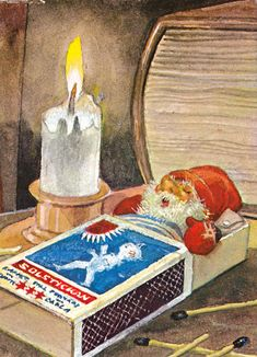 "Elves Faeries Gnomes: ""Efter Julgröten,"" by Trygve Davidsen.Elves Faeries Gnomes: ""Efter Julgröten,"" by Trygve Davidsen. Noel Christmas, Vintage Christmas Cards, Christmas Pictures, Vintage Cards, Winter Christmas, Xmas, Yule, Norwegian Christmas, Scandinavian Christmas"