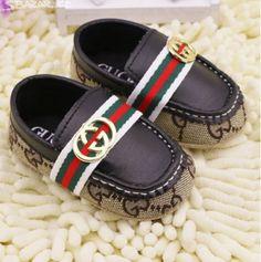Gucci dětské botičky capáčky pro miminko Fashion - obrázek číslo 2