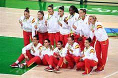 Selección Femenina Absoluta | Federación Española de Baloncesto
