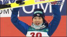 W杯スキー第17戦:ジャンプ女子◇伊藤有希が優勝◇2017年2月15日◇韓国・平昌