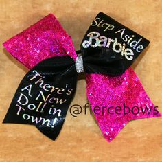 Cheer Bow on Etsy, $14.00