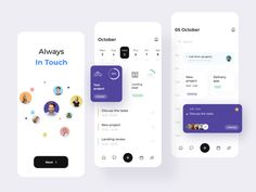 Team App by Afterglow Mobile App Design, Mobile Ui, Ui Inspiration, Ui Design, Projects, Ios, Challenges, Photos, Log Projects