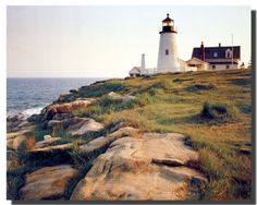 Reflect your passion for nature and travel by getting home this beautiful Lighthouse Ocean Cliff Scenery wall decor. This ocean poster will be an ultimate pick to decorate your personal space. It looks perfect hung into your living room, bedroom or even into your entry way space. Your guests will definitely compliment you for your excellent taste in home accessories. This poster ensures the durable quality and high degree of color accuracy which last lifetime beauty of the product.