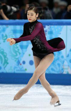 Kim Yuna - Free Skate -e Sochi 2014