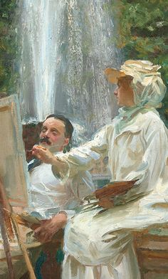 """MMA slide lecture by Vivian Gordon, """"Sargent: Portraits of Artists and Friends,"""" will be delivered Wednesday, July 15, 7:30 p.m. in the Community Room. Please register here: http://www.bernardsvillelibrary.org/program/sargent-portraits-of-artists-and-friends/."""
