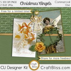 Free at www.craftbliss.com {Pinterest Christmas Free Commercial Use Christmas Pinterest Santa Crafts Christmas Gifts Christmas Tree Angels Angel Scrapbook Craft Kit Free Kit Free Craft Kit Christmas Pinterest Scrapbook Free Scrapbook Kit Free Digital Scrapbook Kit Santa Craft Bliss Free Scrapping Scrapbook Layout Scrapbook Paper Digital Kit Card Kit Free Christmas Giveaway Pinterest CraftBliss Christmas in July }