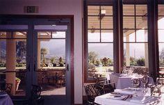 Brix Restaurant, Napa Valley, California
