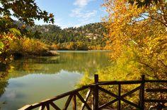 Kovada Lake, Isparta, Turkey