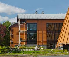 LEMAYMICHAUD | Architecture | Design | Museum | Exhibition | Hospitality | Hotel | Facade | Building | Exterior |