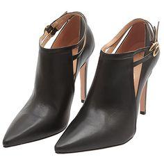 LUIZA BARCELOS Ankle boot bico fino
