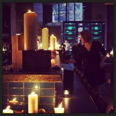 Dine on Lobster by Candlelight at YEW restaurant + bar for Earth Hour 2013