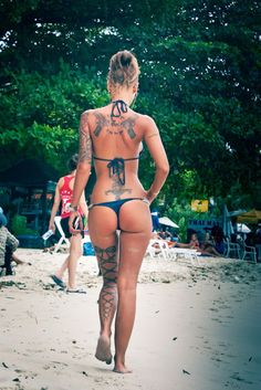 #tattoos all over