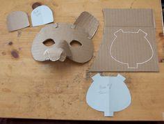 Simple Bear Mask 2.0 design | by Douglas R Witt