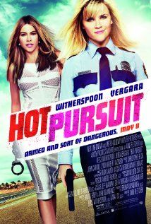Hot Pursuit - Action, Comedy  |  8 May 2015- An uptight and by-the-book cop tries to protect the outgoing widow of a drug boss as they race through Texas pursued by crooked cops and murderous gunmen. Stars: Reese Witherspoon, Sofía Vergara, Matthew Del Negro