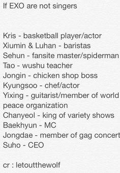 if EXO are not singers pic.twitter.com/3U0U4hR3Iu