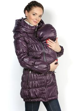 great autumn jacket - trend jacket: 2 inserts for a stylish jacket: for pregnant women and for carrying children in a carry under a jacket . All details are on the link below. Delivery in days, we will answer any questions (WhatsApp, viber, telegram). Sandro, Clothes For Pregnant Women, Pregnant Baby, Maternity Jacket, Maternity Nursing, 3 In 1 Jacket, Pregnancy Stages, Stylish Jackets, Kids Hands