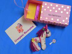 unicorno Candy nella scatolina