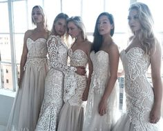 Congratulations Jack Sullivan Bridal on showcasing your beautiful Bridal Gowns at New York Bridal Fashion Week. We are super excited for you and can't wait for your new collection to arrive. Wedding Bridesmaid Flowers, Dream Wedding Dresses, Wedding Colors, Bridesmaid Dresses, Wedding Bells, Wedding Ideas, Designer Wedding Gowns, Designer Gowns, Bridal Fashion Week