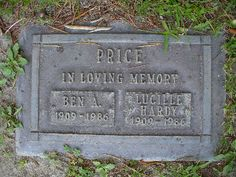 Lucille Hardy Price - Dead Celebrity Rights Pioneer. Lucille was the third wife and widow of comic actor Oliver Hardy (who partnered with Stan Laurel to form the legendary comedy duo, Laurel and Hardy.)
