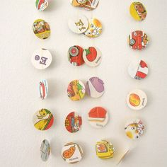richard scarry paper party GARLAND  busy town by lejeune on Etsy