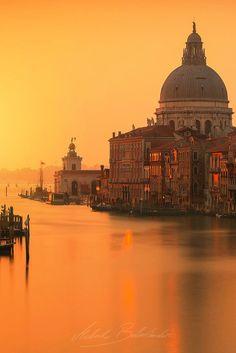 Venezia - Santa Maria -  by Michael Böhmländer Source:sundxwn.com