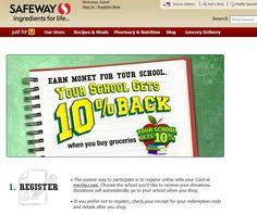 #Ad De regreso al colegio con la ayuda de Safeway y Tyson #ClipForSchool - Súper Baratísimo o Gratis