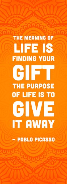 We love this philosophy and we live it every day through the GITA program! Learn more about how you can give, inspire and take action >>
