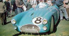 1952 LeMans - Pierre LeveghTalbot-Lago T26 GS Spider