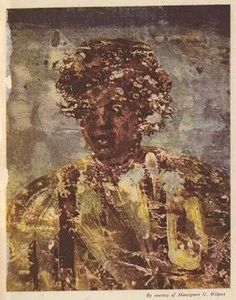An Original Depiction of Jesus, ca 100-400 A.D., Roman catacombs. The Christian catacombs are extremely important for the history of Early Christian art, as they contain the great majority of examples from before about 300AD, in fresco and sculpture, as well as gold glass medallions.