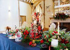 Mariage des gâteaux originales de mariage idées déco fête célébrer avec La Belle et la Bête