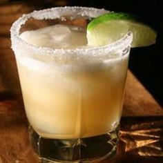Beer Margaritas... Wonder if these would compare to Limeritas