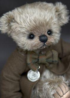 Three O'Clock Bears: Silly Bears Artist signing ....available bears