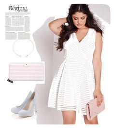 """""""Dress"""" by masayuki4499 ❤ liked on Polyvore featuring Anja, Missguided, Lipsy, Kate Spade and Fallon"""