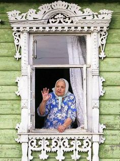 Babushka - when I was a child they use to put a babushka on me to go outside and keep the wind out of my ears.  Memories!