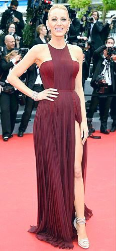 Blake Lively at the 2014 Cannes Film Festival
