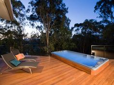 Pool Decking Design Ideas - Get Inspired by photos of Pool Decking Designs from Endless Spas - Australia | hipages.com.au