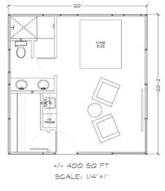 Super Historic Shed Tiny Cottage Floor Plan 320 Sq Ft 16 X 20 Love Largest Home Design Picture Inspirations Pitcheantrous
