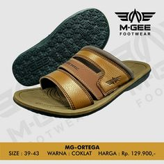 2473e08f813 M-GEE Footwear MG-ORTEGA Brown