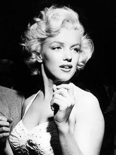 Marilyn Monroe, 1950's Style.