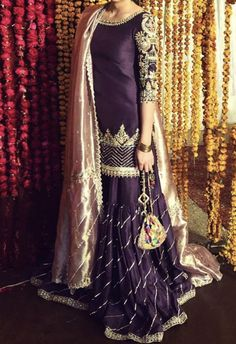 Inbox us to order ✉📬 Contact 📞 📞☎ (WhatsApp ) Can be made in any Color Size Pakistani Fashion Party Wear, Pakistani Wedding Outfits, Bridal Outfits, Indian Fashion, Shadi Dresses, Pakistani Formal Dresses, Pakistani Dress Design, Pakistani Mehndi Dress, Desi Wedding Dresses