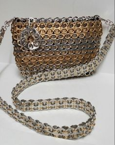 Can tab purse - prices vary Contact EcoChique@aol.com