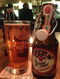 Schlappe Seppel Spezial Bier aus Großostheim Deutschland