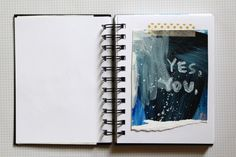 A look into Katie Licht's collage process - part of a blog hop.