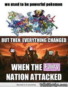 Best pokemon memes ever - Funny Pokemon - Funny Pokemon meme - - Best pokemon memes ever Pokemon Moon, Play Pokemon, Pokemon Games, Pokemon Stuff, Pokemon Memes Funny, Crazy Funny Memes, Funny Jokes, Pokemon Comics, Types Of Fairies