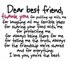 for my best frind!
