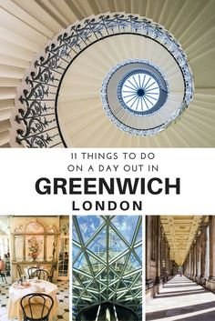 Not far from Central #London, #Greenwich is an area that deserves visitors' full attention. Spend a day or two exploring all the sites in this part of London #UK